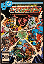 Load image into Gallery viewer, Crisis on Infinite Earths #3 (1985) - HIGH Grade
