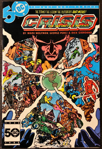 Crisis on Infinite Earths #3 (1985) - HIGH Grade
