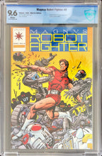 Load image into Gallery viewer, Magnus: Robot Fighter #0 (1992) Mail-In Edition - 9.6 CBCS