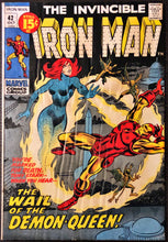 Load image into Gallery viewer, Iron Man #42 (1971) - LOWER Grade