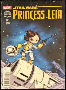 Star Wars: Princess Leia #1 (Variant) - NM Grade