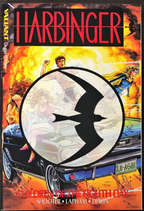 Harbinger #1 (TPB) and #0 - HIGH Grade