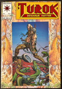 Turok: Dinosaur Hunter #1 (1992) - NM Grade