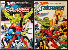Load image into Gallery viewer, Marvel Spotlight on Starjammers #1-2 (1990) - NM or Better Grade