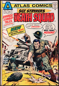Savage Combat Tales #1 (1975) - MID/HIGHER Grade