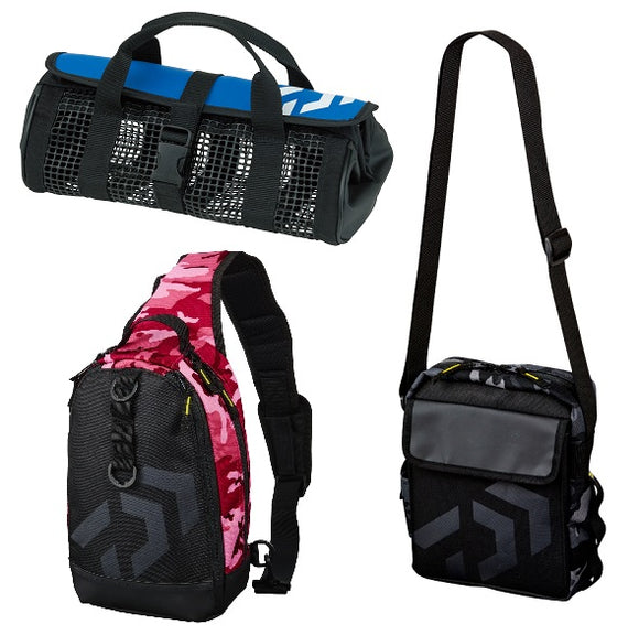 Tackle Bags & Pouch