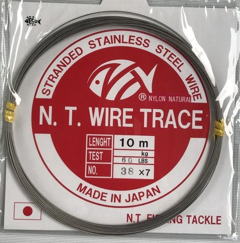 N.T 340C Wire Trace Stranded Stainless Steel Wire