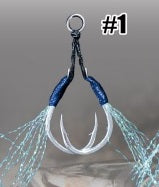 Vanfook Micro Jig Assist Wire Twin With Tinsel