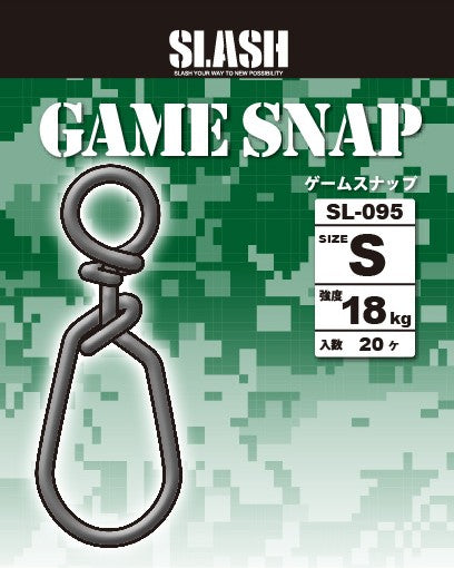 Slash Game Snap SL-095