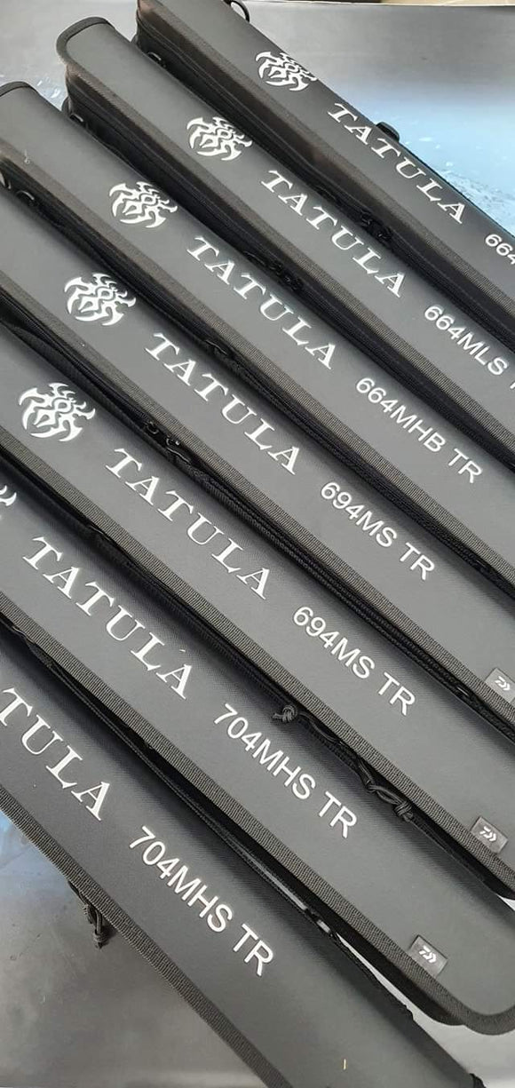 Daiwa Rod - Daiwa Tatula Travel Rod