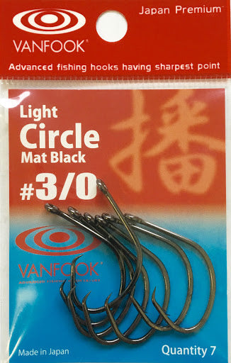Vanfook Light Circle Hook