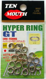 Ten Mouth TM6 Hyper GT Split Ring