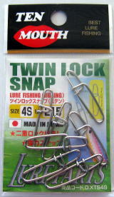 Ten Mouth TM18 Twin Lock Snap