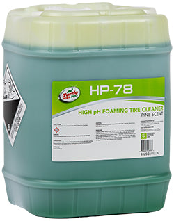 HP 78 - Turtle Wax® Pro High pH Foaming Tire Cleaner