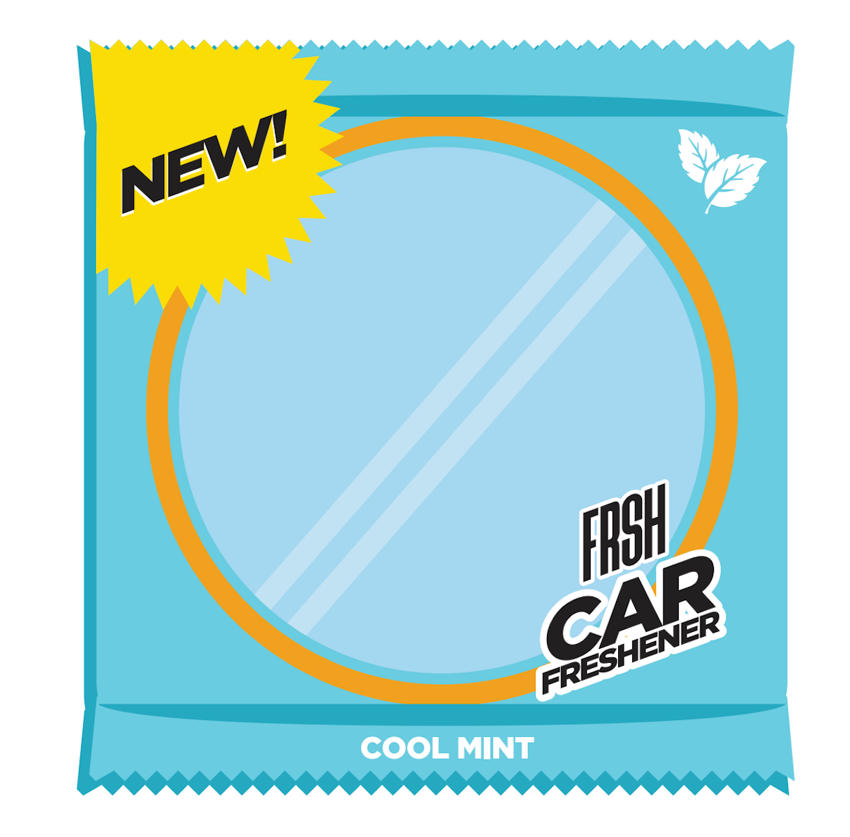 RIDE FRSH Cool Mint  (12x)
