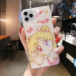 Carcasa Sailor Moon Tornasol para iPhone 11 Pro Max