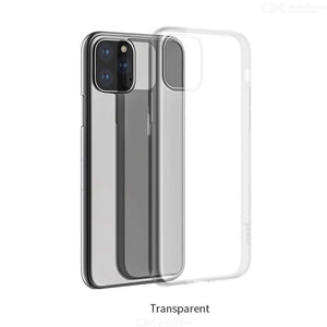 carcasa transparente para iPhone 11