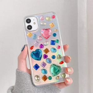 Carcasa Coeur de Diamant Tournesol para iPhone 11