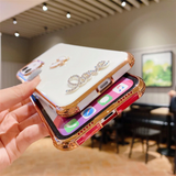 Carcasa Farfalla 3D diamond para iPhone 11