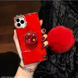 Carcasa Red Luxurys para iPhone 11