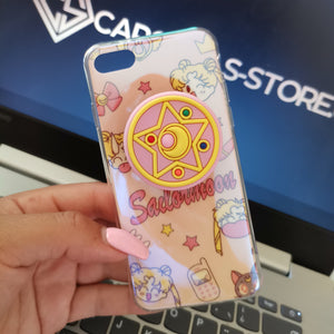 Carcasa Sailormoon para iPhone SE 2020