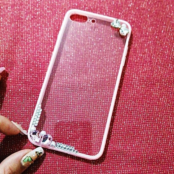 Carcasa Glitter para iPhone 7 Plus y 8 Plus