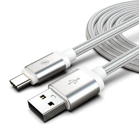 Cable USB conector tipo C 3m extra largo