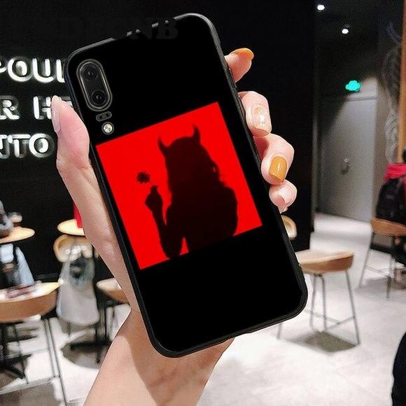 Carcasa woman devil para iPhone X / XS