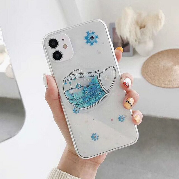 Carcasa Mask para iPhone 11