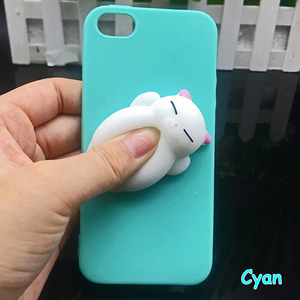 Carcasa Cat 3D para iPhone 11