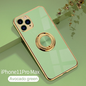 Carcasa de Lujo Perla (Avocado Green) para iPhone 11 Pro Max