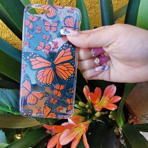 Carcasa Butterfly para iPhone 7 y 8 Plus
