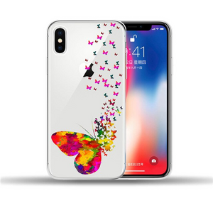 Carcasa Butterfly para iPhone X / XS