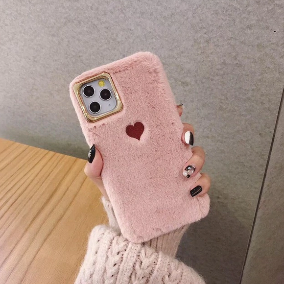 Carcasa suave heart para iPhone 11 Pro