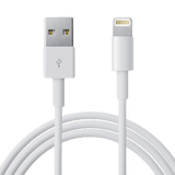 Cable para iPhone 6/7/8/X/11 etc..  200cm USB
