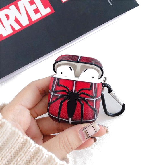 Funda Airpods Spider Man
