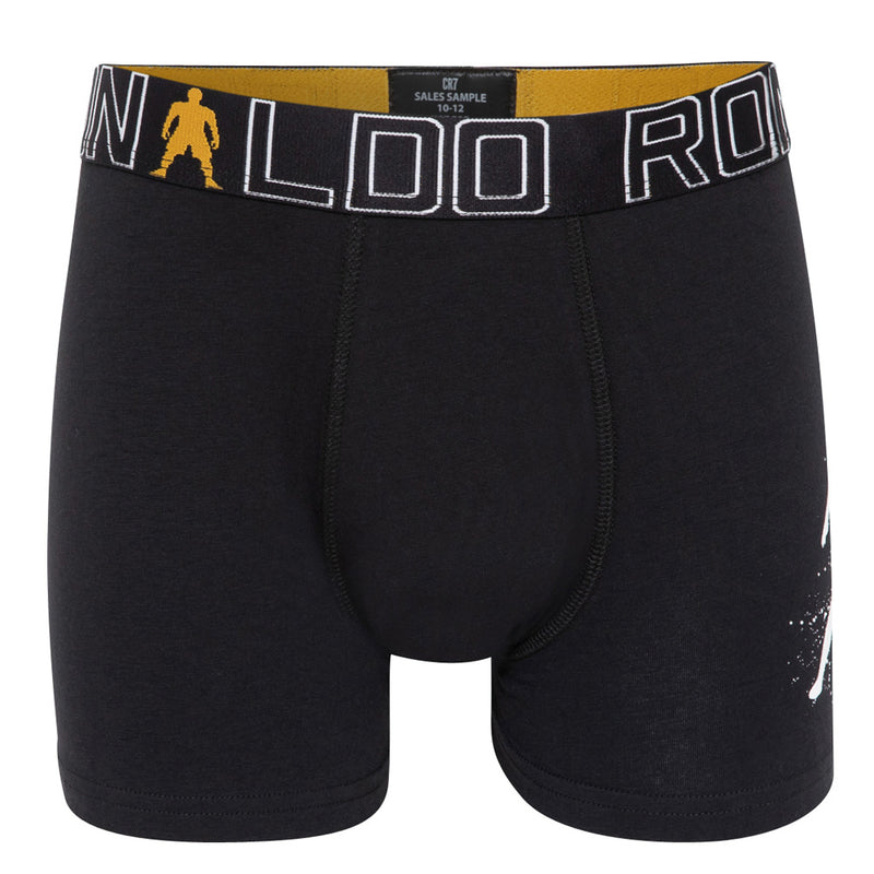 CR7-Boxers Rapaz-Fashion PACK-2 sortido