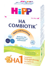 Hipp HA Stage 1 (600g) - 24 Pack