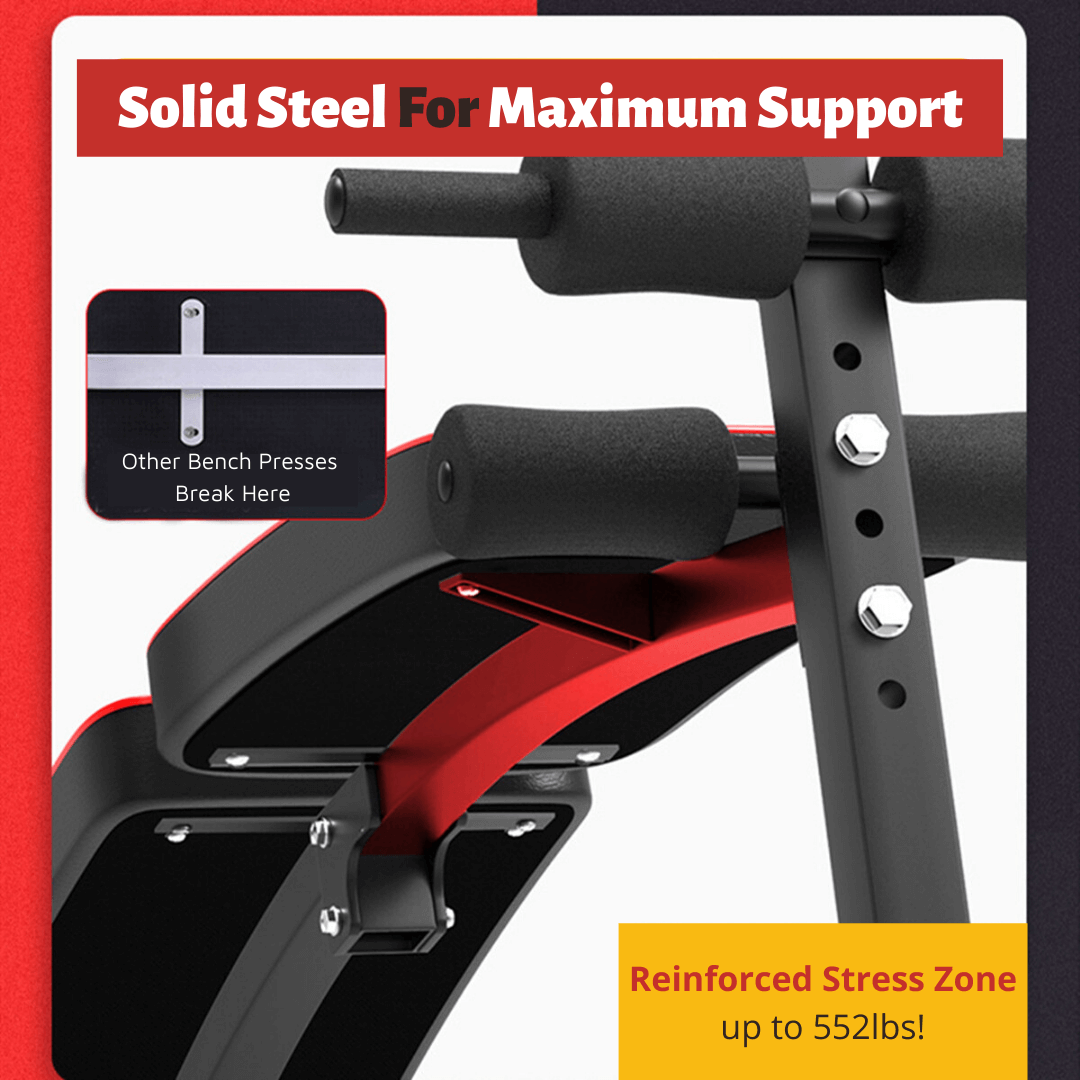 Foll body workout core strength sit up push pull exercise best workout station