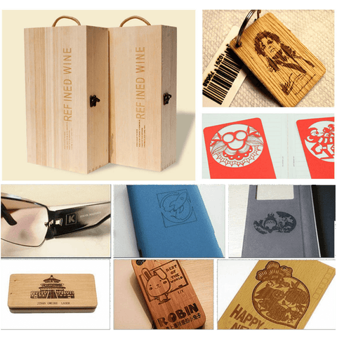 carving design examples with the Ultimate Laser Engraver Machine
