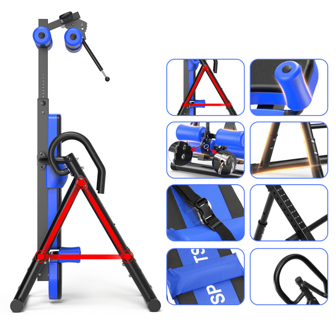 best inversion table for back pain relief stretching table for sale