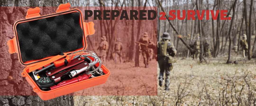 best survival kit for sale for home outdoors emergency tool box