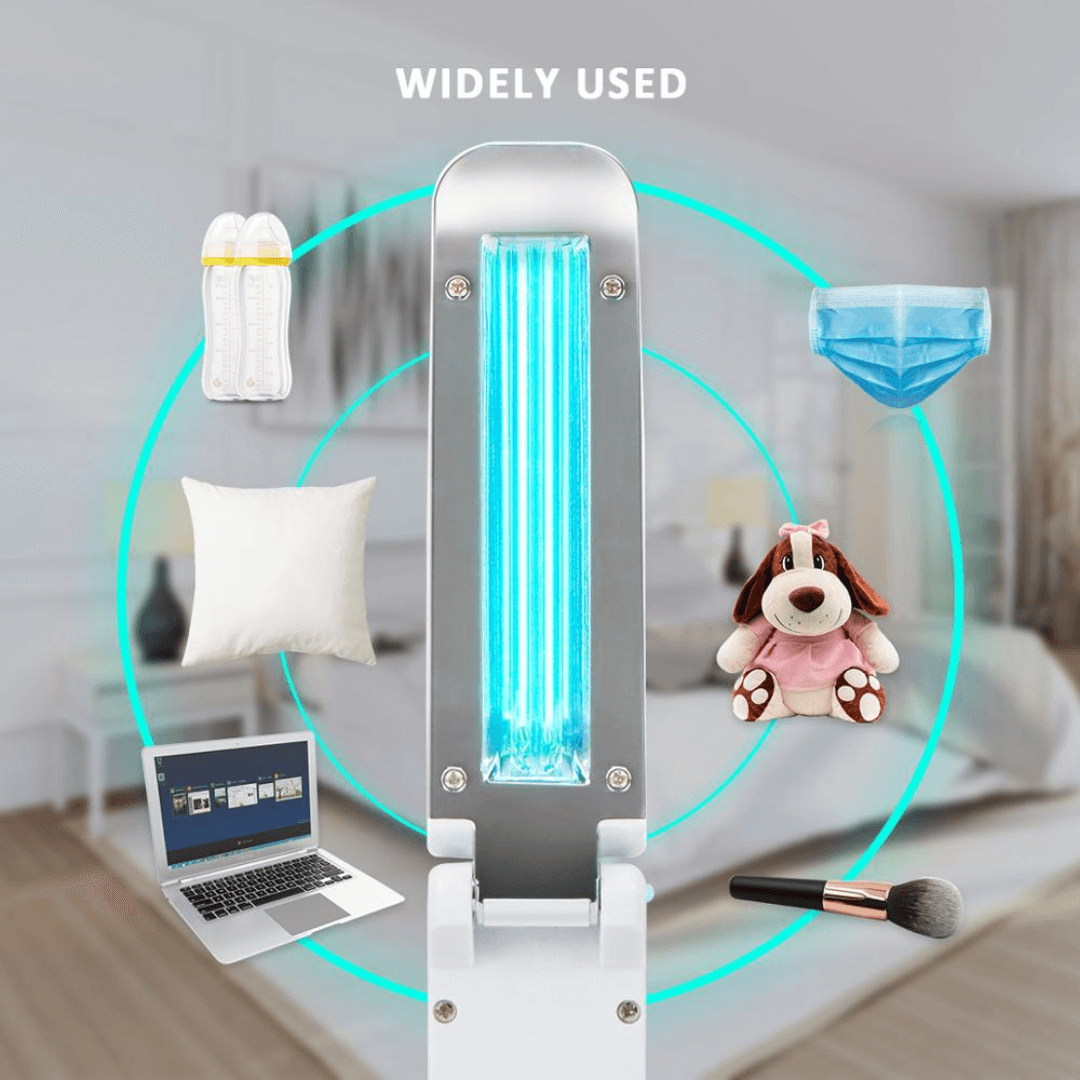 best uv light sterilizer for home