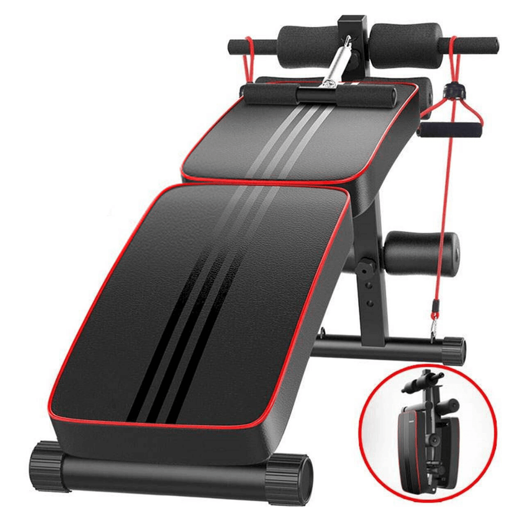 BodyTemple Multi-Functional Full Home Workout Station with Pull Straps