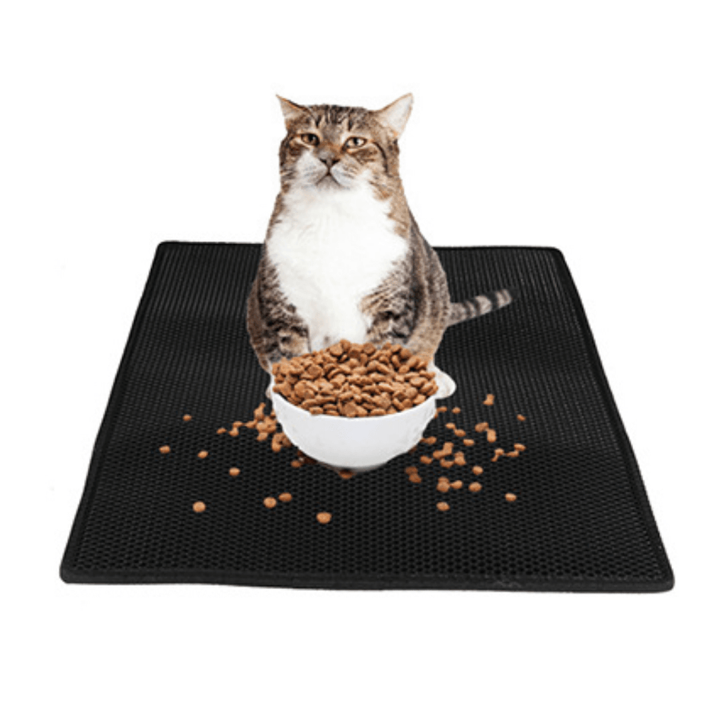 CareCat™ Anti-Tracking Kitty Litter Box Trapping Mat