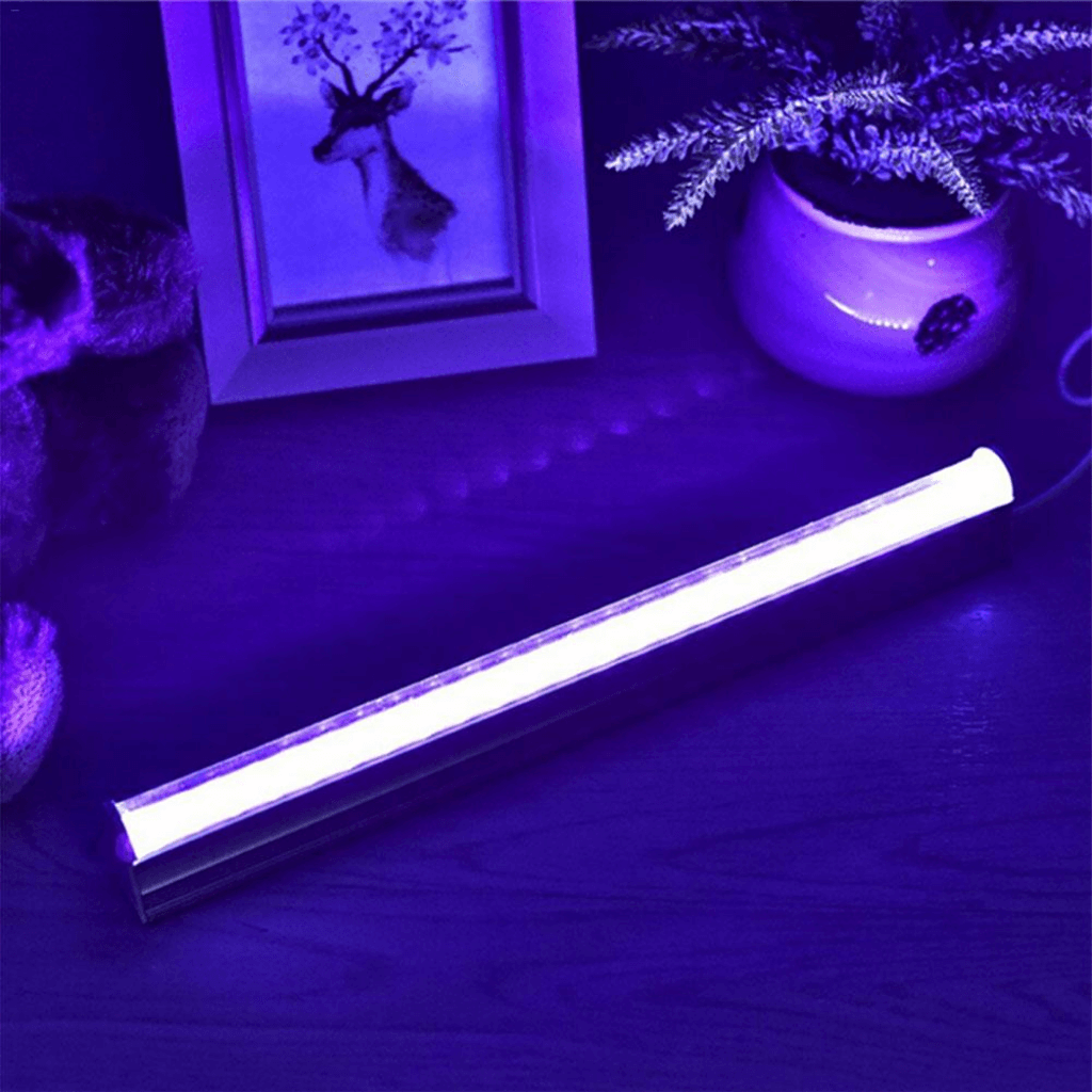 UV Therapy LED Bar Light Ultra Violet Sterilizing Blacklight Inspection Lamp