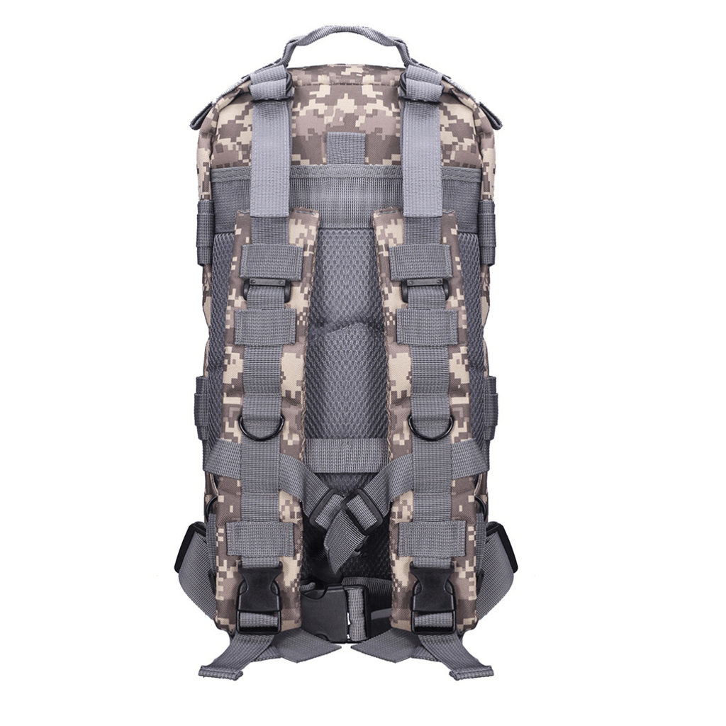 ReadyPack™ Tactical Survival Backpack 40L Military Style Hiking Rucksack Assault Pack