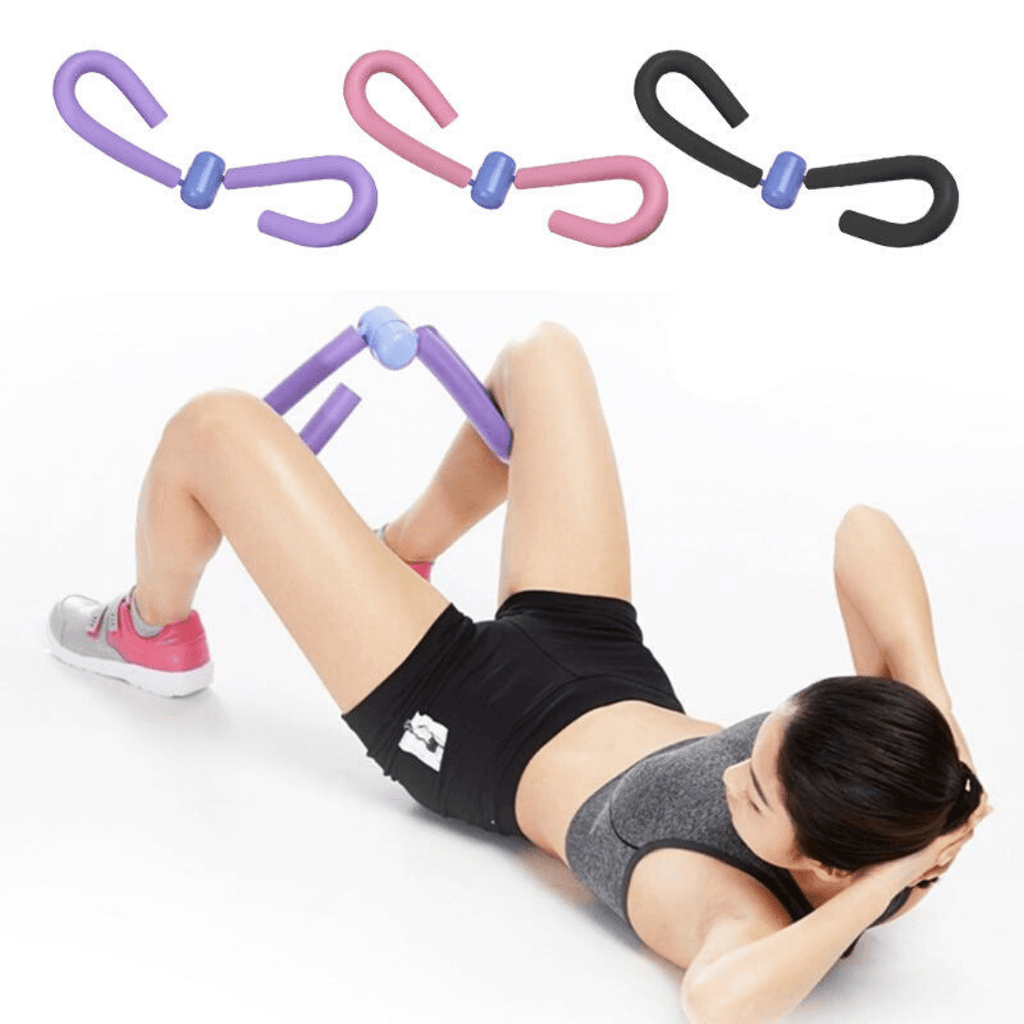 BodyTemple™ Arm Leg Thigh Trainer for Home Workout Exercise