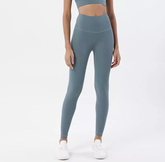 Carbon Blue Leggings