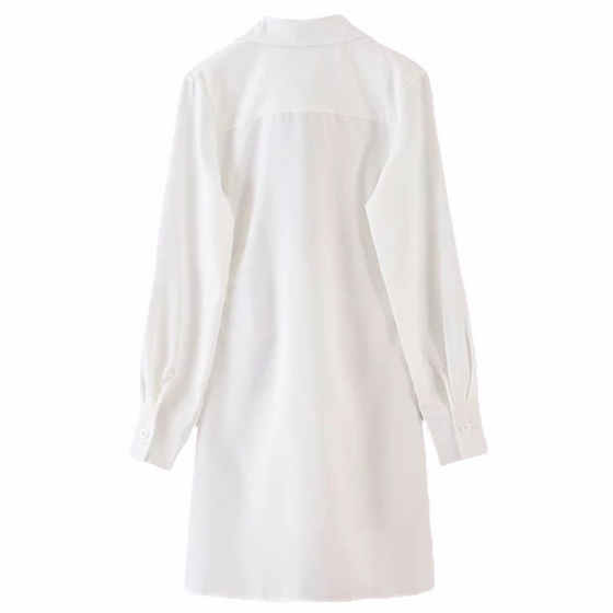 Elle Shirt Dress